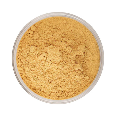 Sacha Cosmetics Buttercup Loose Powder Open