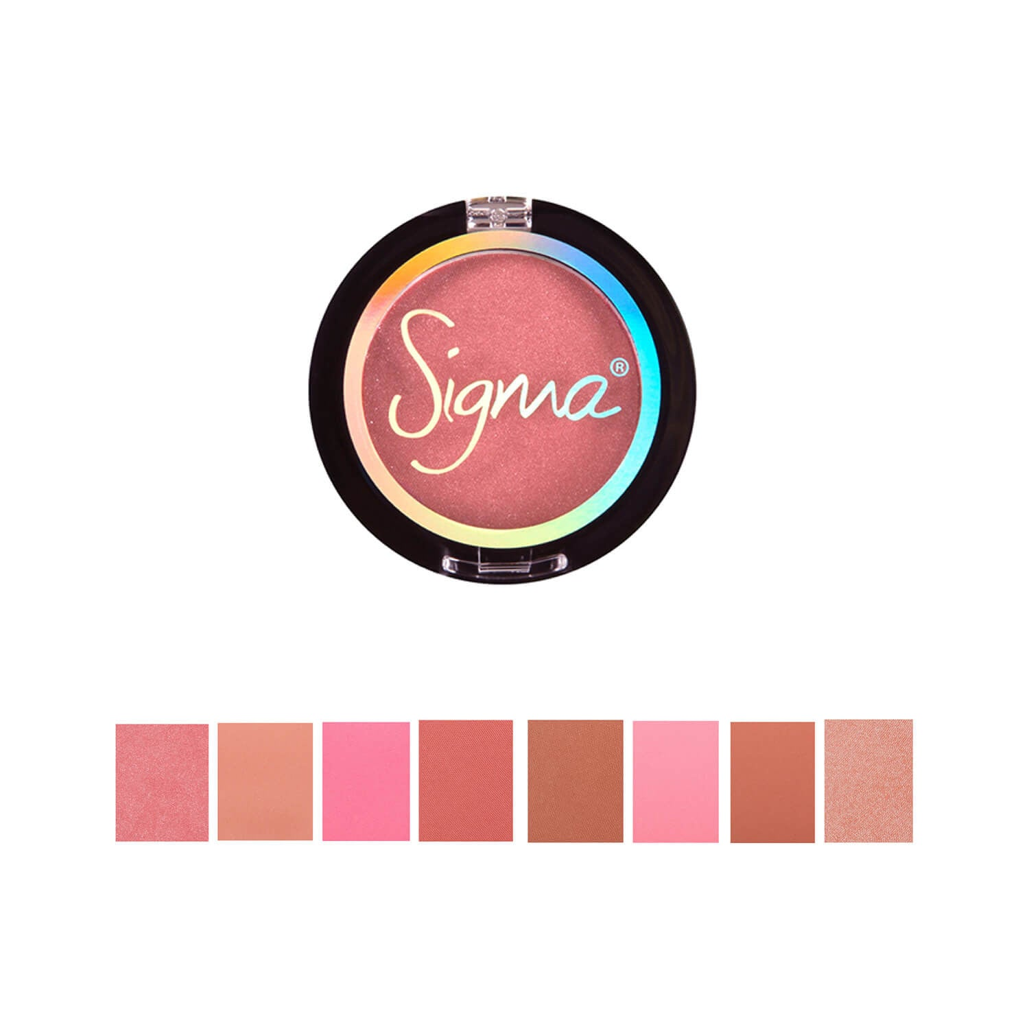 Sigma Beauty Blush 8 Shades