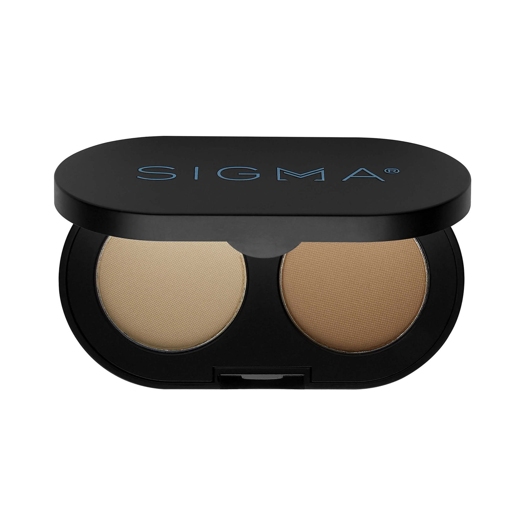 Sigma Beauty Color + Shape Brow Powder Duo Light