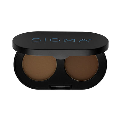 Sigma Beauty Color + Shape Brow Powder Duo Medium