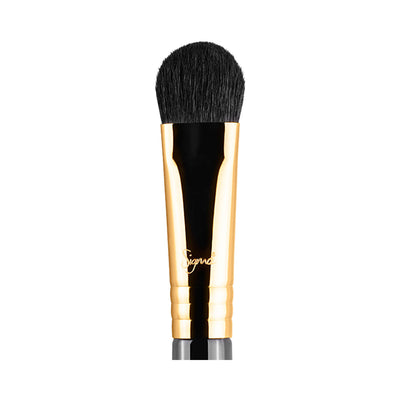 Sigma Beauty E50 Large Fluff Brush Gold