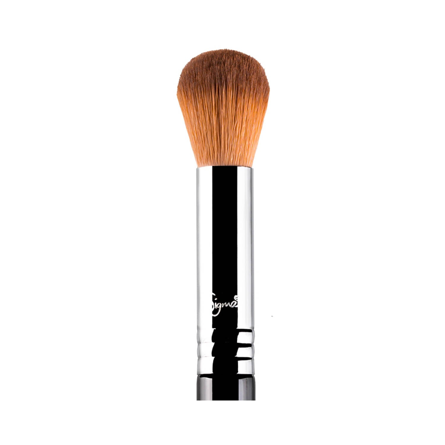 Sigma Beauty F04 Extreme Structure Contour Head Chrome
