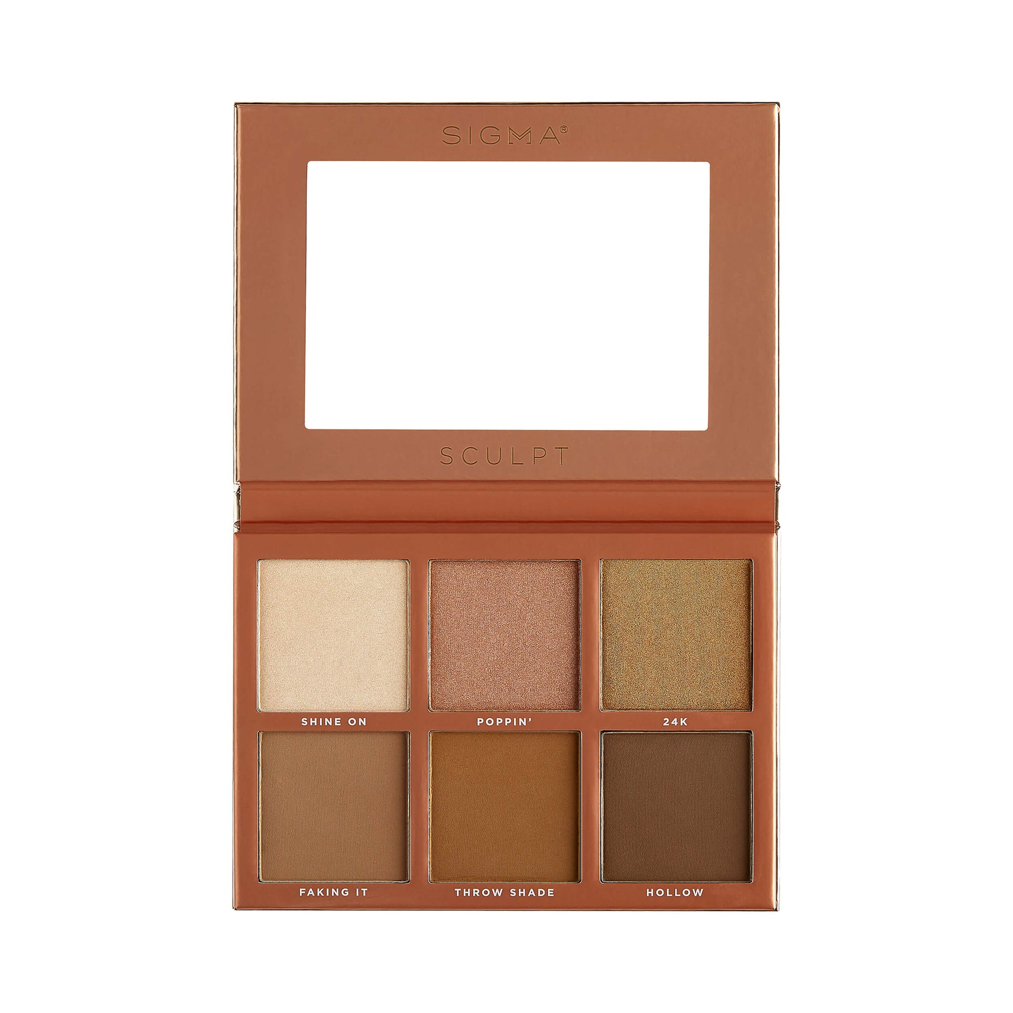 Sigma Beauty Scultp Highlight Contour Palette