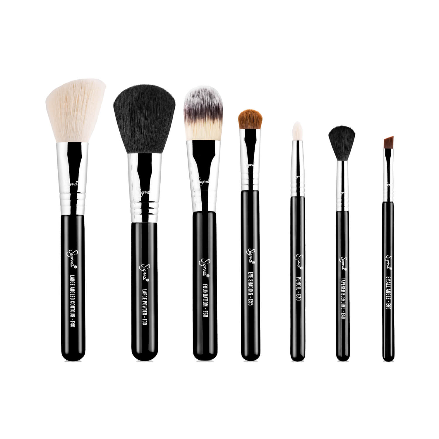 Sigma Beauty Travel Brush Kit Make Me Classy