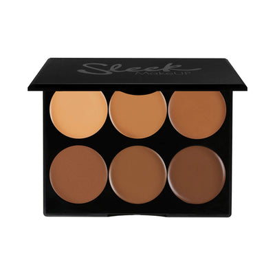 Sleek Cream Contour Kit in Dark