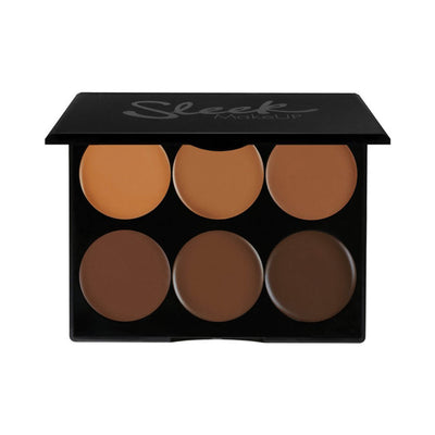 Sleek Cream Contour Kit in Extra Dark