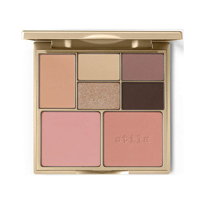 Stila Perfect Me Perfect Hue Eye Cheek Palette Fair Light Palette