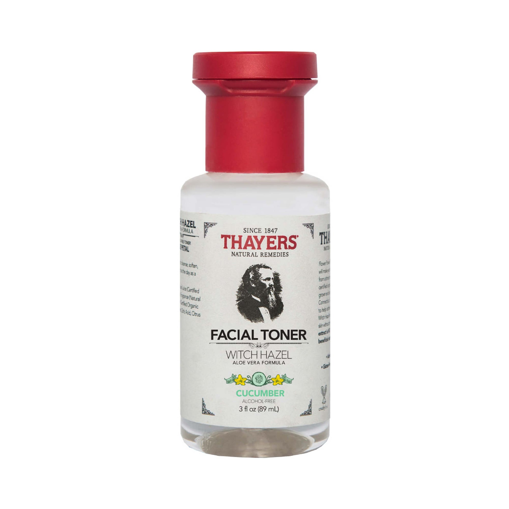 Thayers Alcohol-Free Cucumber Witch Hazel Facial Toner Trial Size
