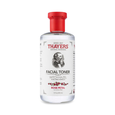 Thayers Alcohol Free Rose Petal Witch Hazel Toner 355 mL
