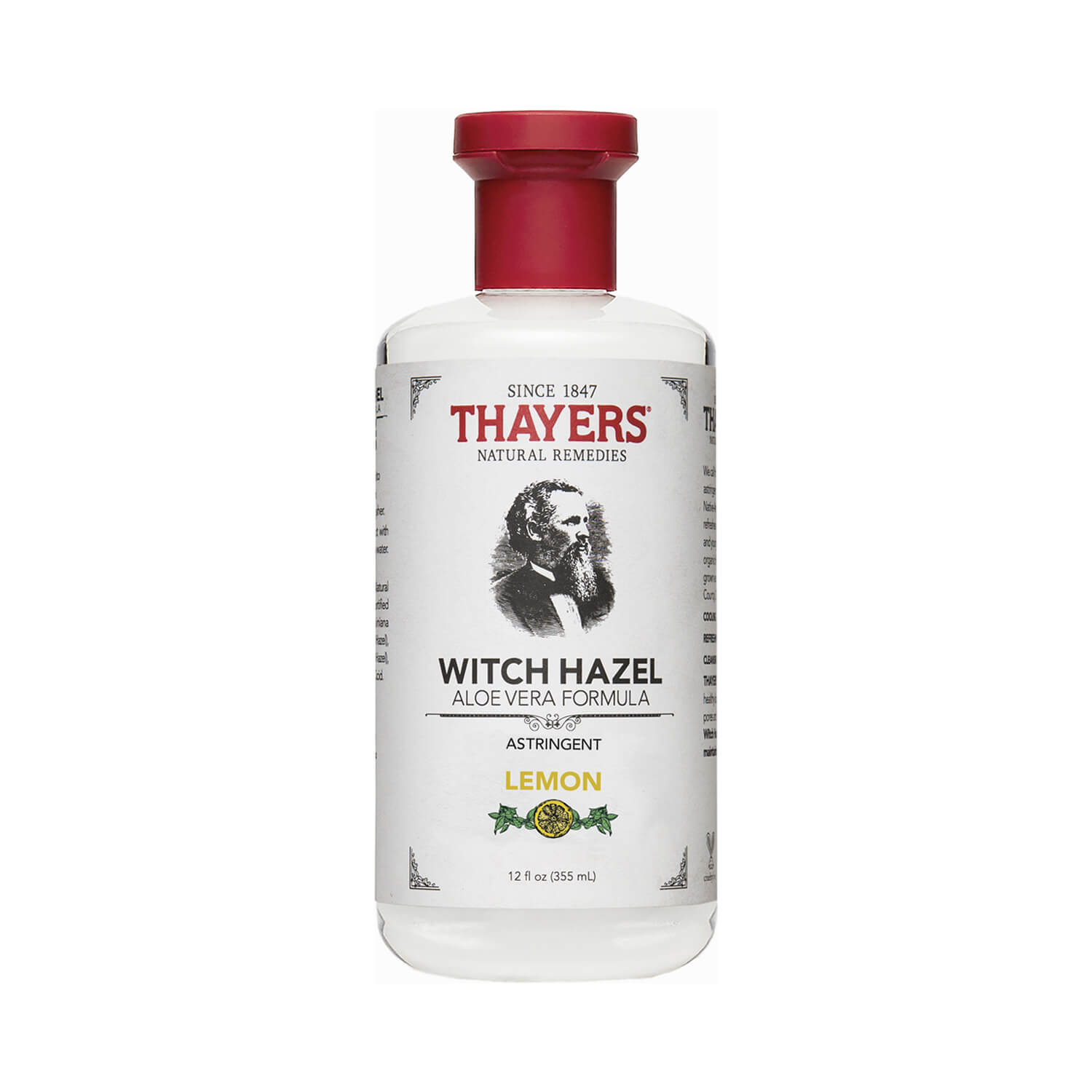 Thayers Lemon Witch Hazel Astringent
