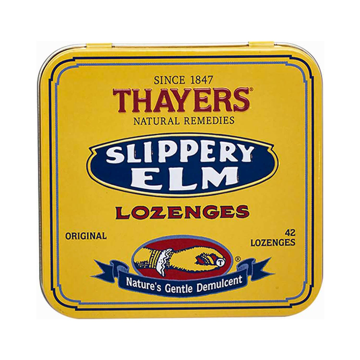 Thayers Slippery Elm Original Lozenges
