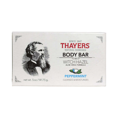Thayers Witch Hazel Body Bar Peppermint