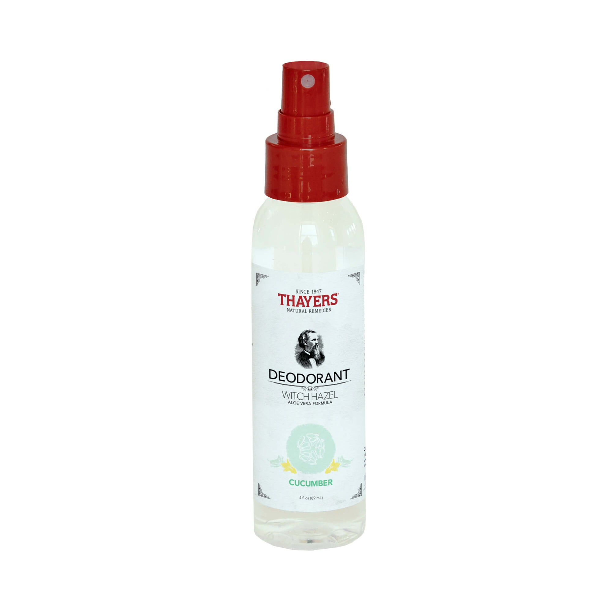 Thayers Witch Hazel Cucumber Deodorant 118 mL