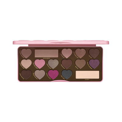 Too Faced Chocolate Bon Bons Palette Open