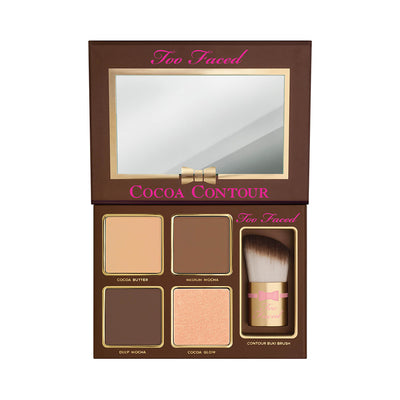 Too Faced Cocoa Contour Chiseled to Perfection Deep Open