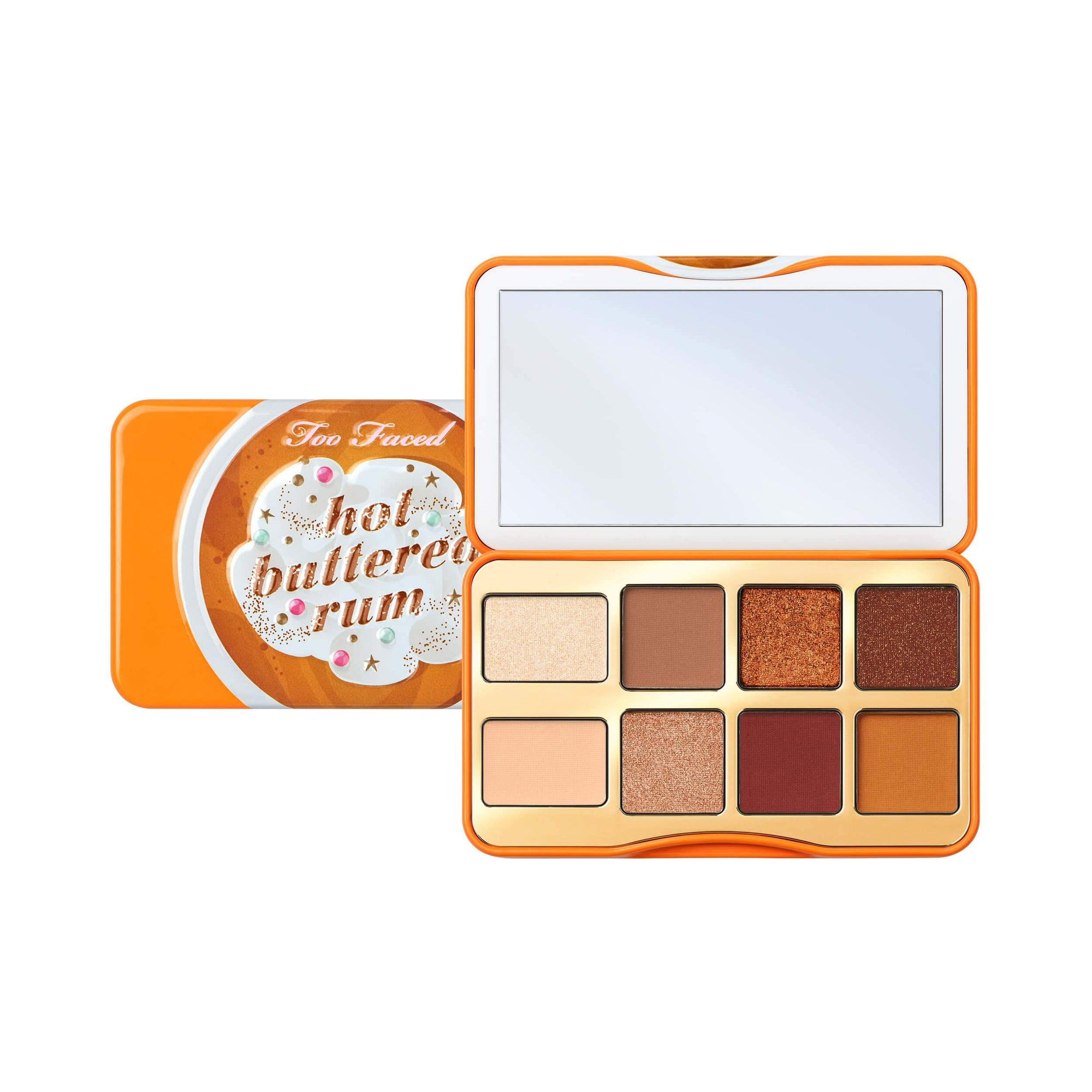 Too Faced Hot Buttered Rum Mini Eye Palette