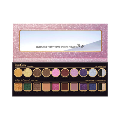 Too Faced Then And Now Eyeshadow Palette