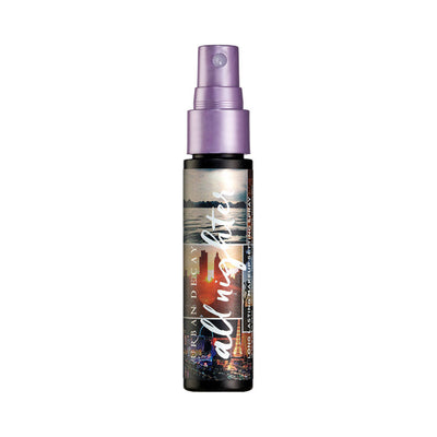 Urban Decay Born To Run Travel-Size All Nighter Makeup Setting Spray Open