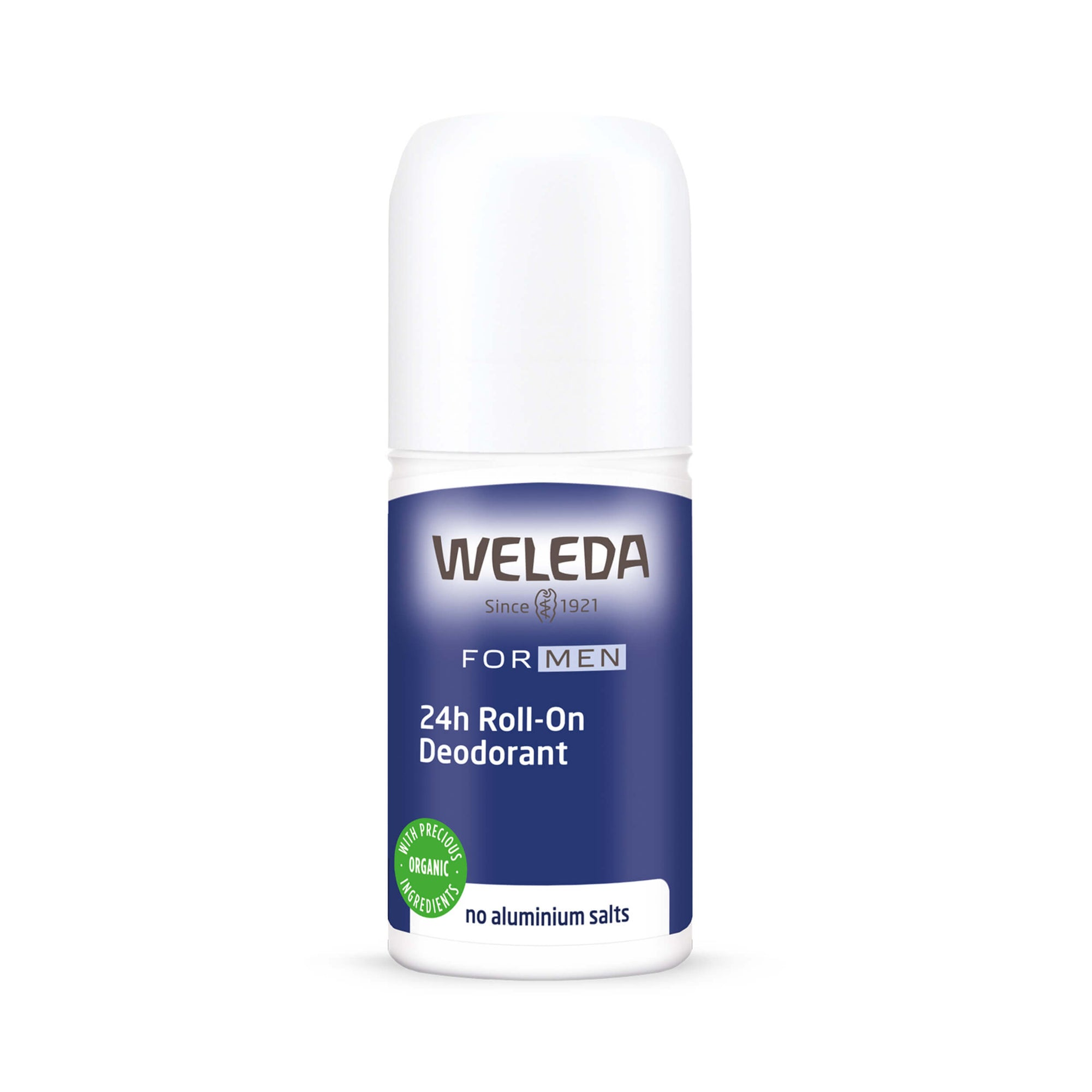 Weleda Men 24hr Roll On Deodorant 50 mL