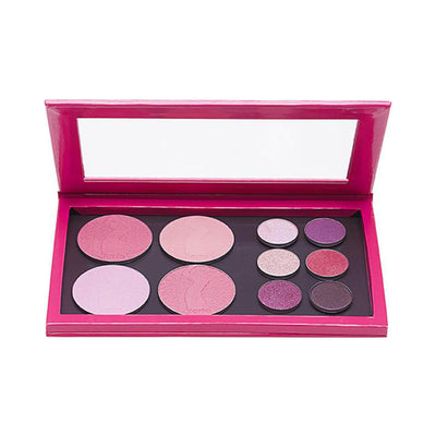 Z-Palette Large Hot Pink Open