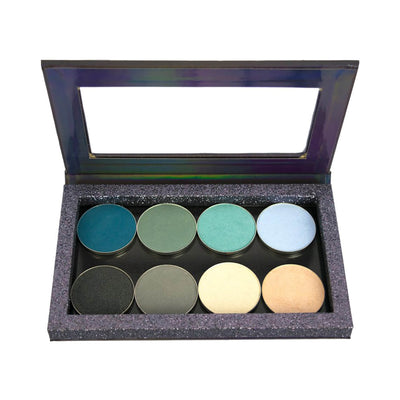 Z Palette Medium Deep Phantom Open