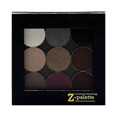 Z-Palette Small Black Front
