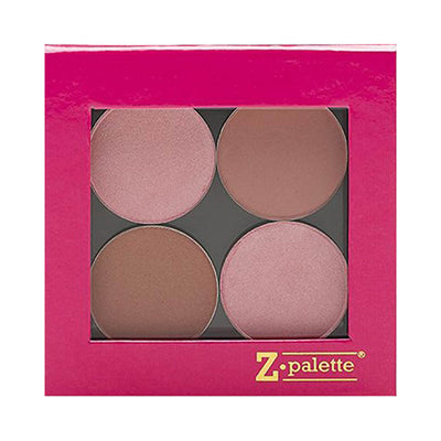 Z-Palette Small Pink Front