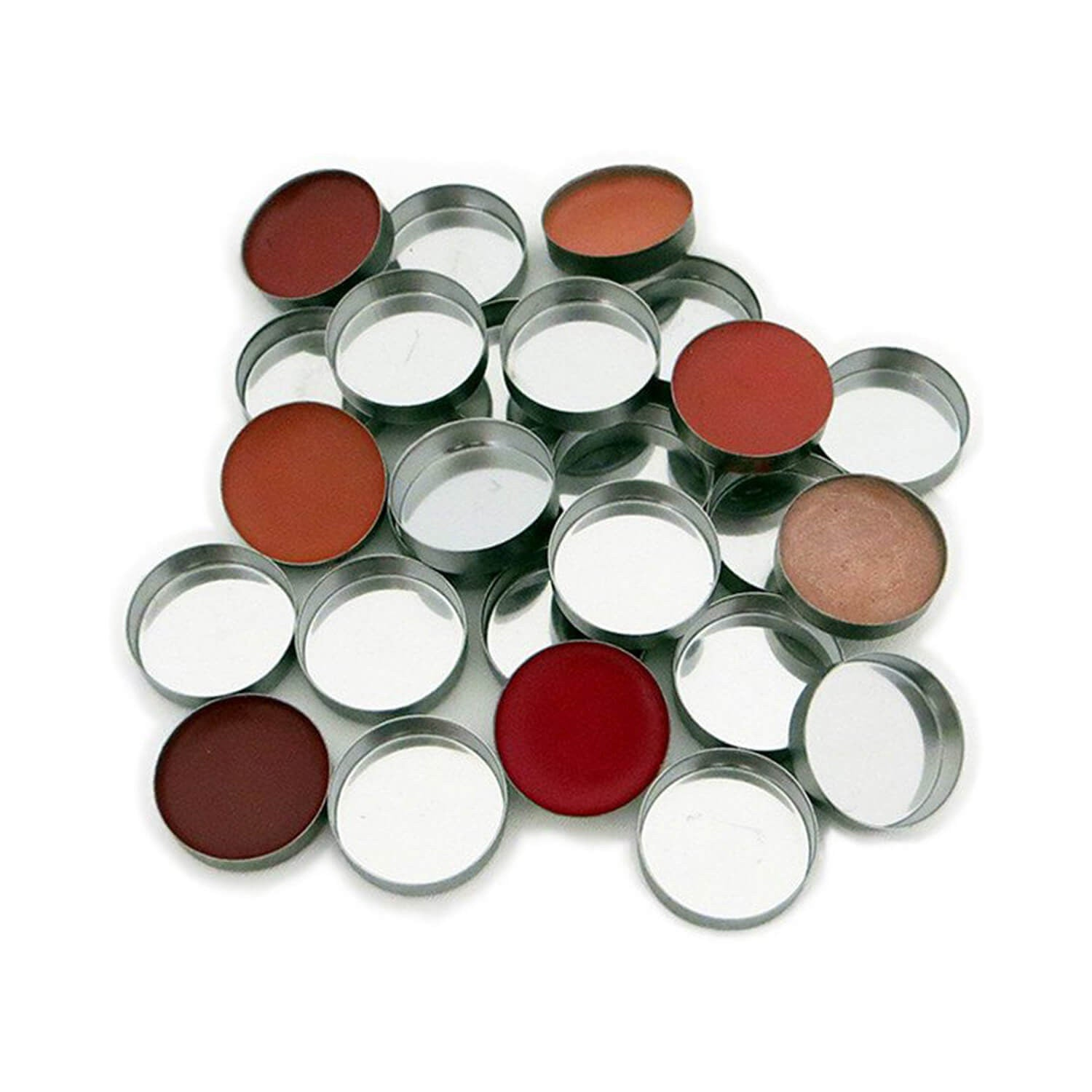 Z-palette Mini Round Empty Metal Pans