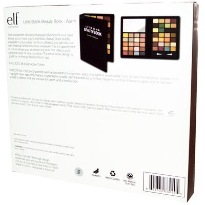 E.L.F - Little Black Beauty Book - Warm Edition
