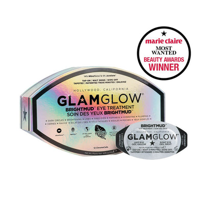 GLAMGLOW BRIGHTMUD EYE TREATMENT 12g Box