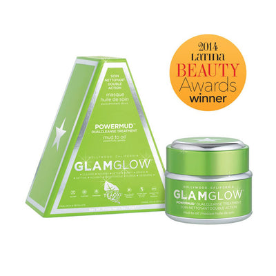 GlamGlow Powermud Dual Cleanser Treatment