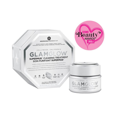 GLAMGLOW SUPERMUD CLEARING TREATMENT 34g Box