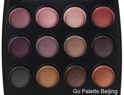 Coastal Scents Go Eyeshadow Palette Beijing