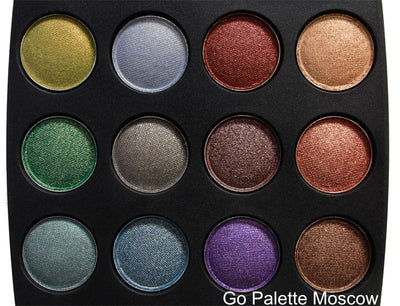 Coastal Scents Go Eyeshadow Palette Moscow