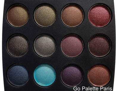Coastal Scents Go Eyeshadow Palette Paris