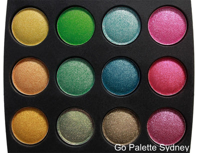 Coastal Scents Go Eyeshadow Palette Sydney
