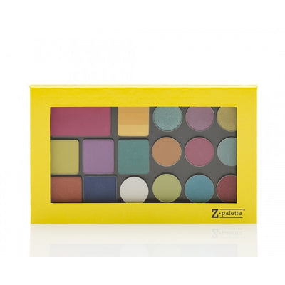 Large Yellow Z Palette