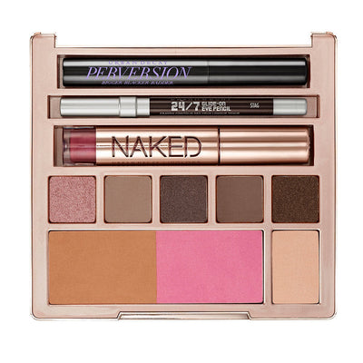 Urban Decay Naked On The Run Eyeshadow Palette Open 2
