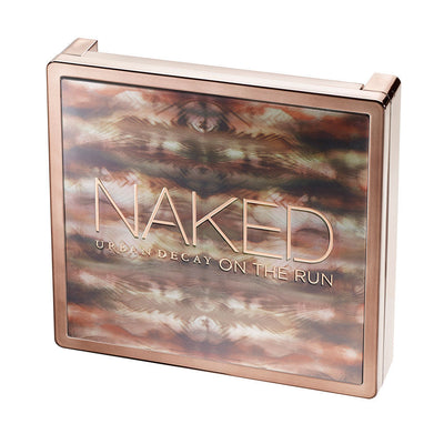 Urban Decay Naked On The Run Eyeshadow Palette Box