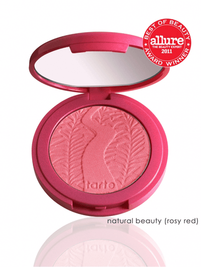 natural beauty (rosy red)