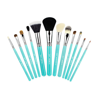 Sigma Beauty 12 Brush Kit Make Me Cool In Aqua