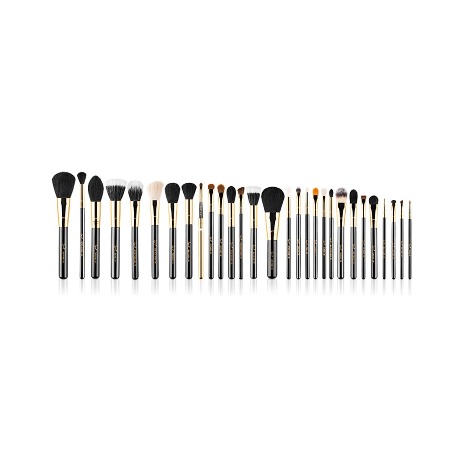 SIGMA COMPLETE KIT 18K GOLD Brush Kit