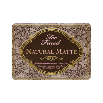 Too Faced Natural Matte Neutral Eye Shadow Collection