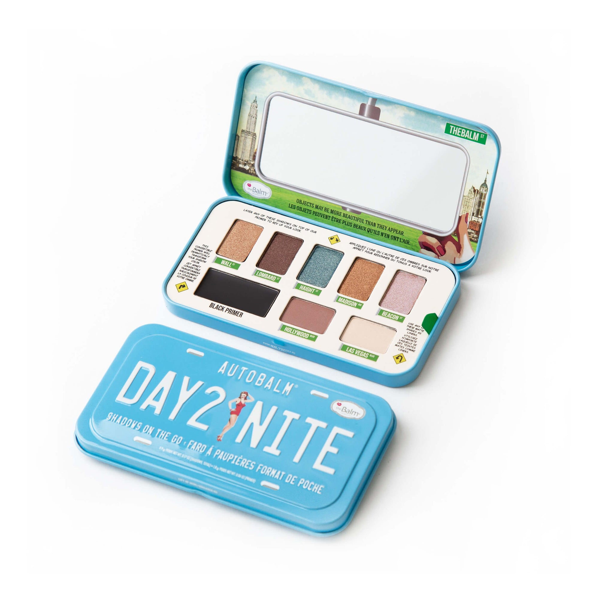 theBalm Autobalm DAY 2 NITE Shadows on the Go