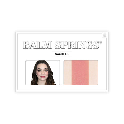 theBalm Balm Springs Blush Swatches