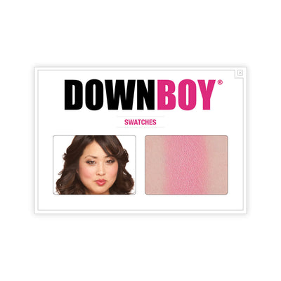 theBalm DownBoy Shadow Blush Swatches