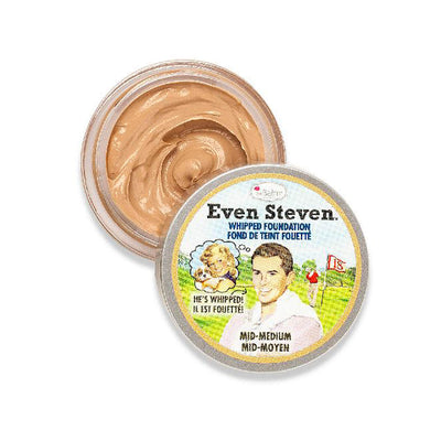 theBalm Even Steven Whipped Foundation Mid Medium
