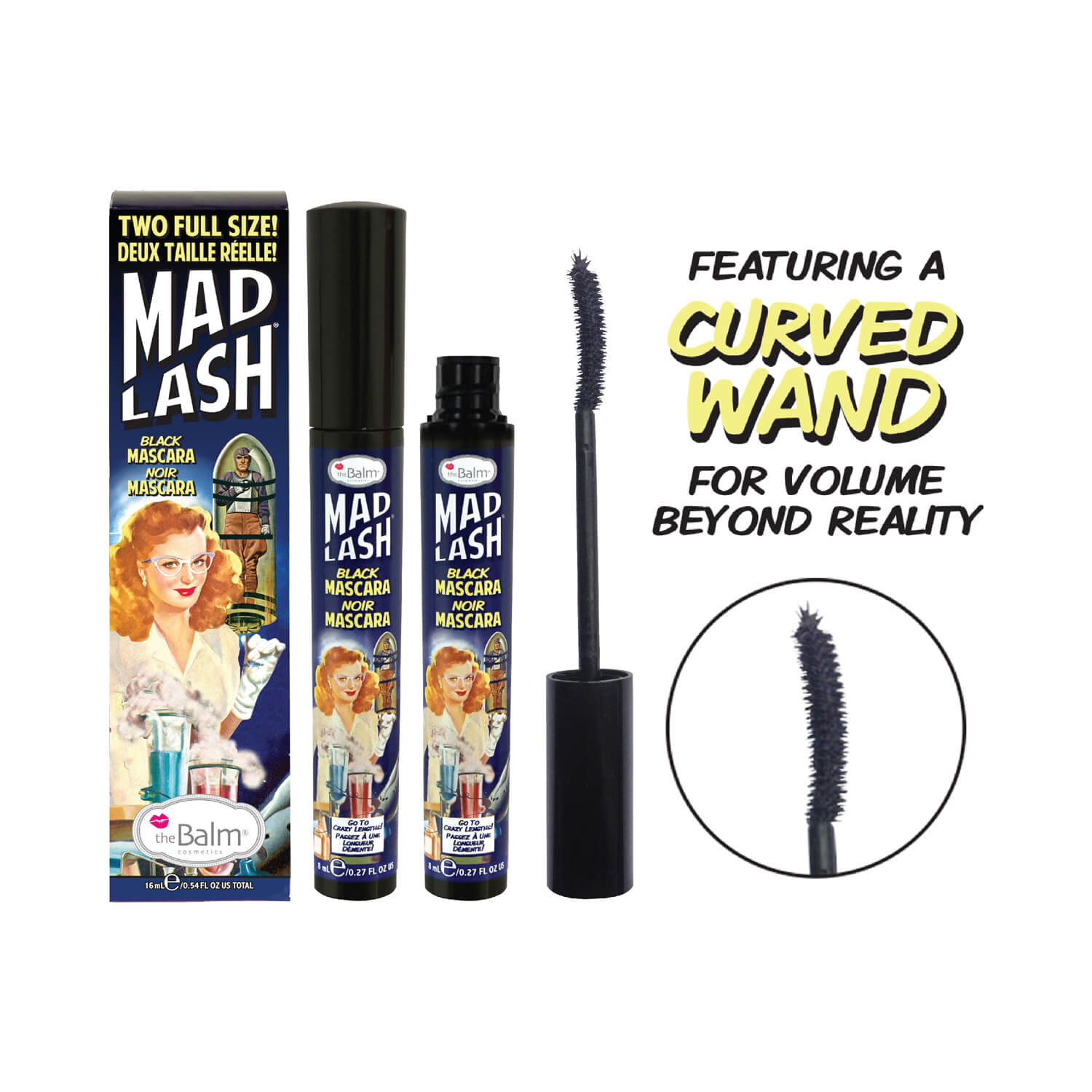 Mad Lash Duo Set by theBalm #3
