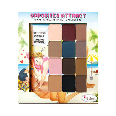 theBalm Magnetic Palette Opposites Attract