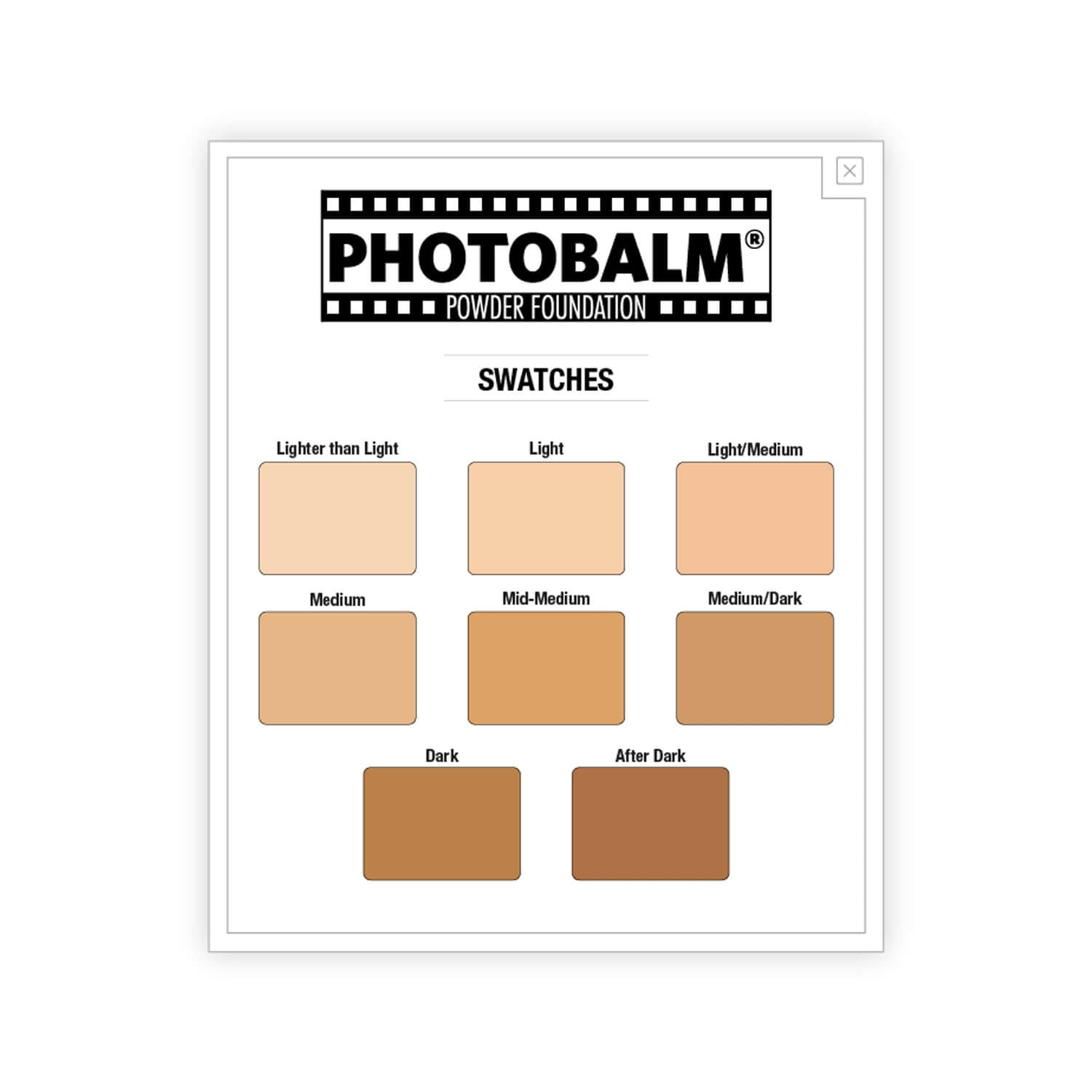 Thebalm Photobalm Powder Foundation Myqtcomau